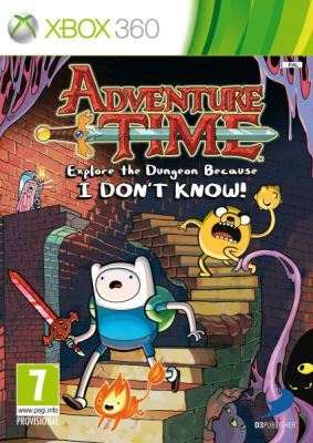 Adventure Time - Explore the Dungeon (Xbox 360) Adventure Time – Explore the Dungeon (Xbox 360) Adventure Time