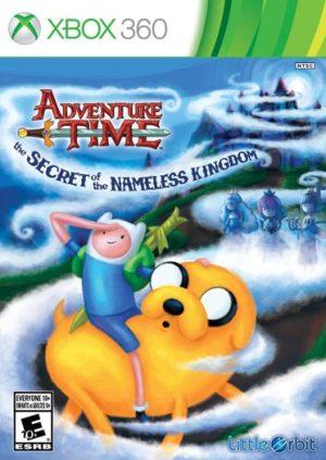 Adventure Time: Secret of the Nameless Kingdom (Xbox 360) Adventure Time: Secret of the Nameless Kingdom (Xbox 360) Adventure Time3 300x423