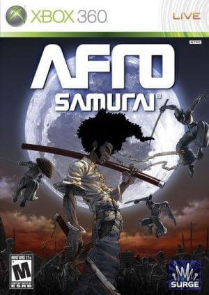 Afro Samurai (Xbox 360) Afro Samurai (Xbox 360) Afro Samurai 300x424