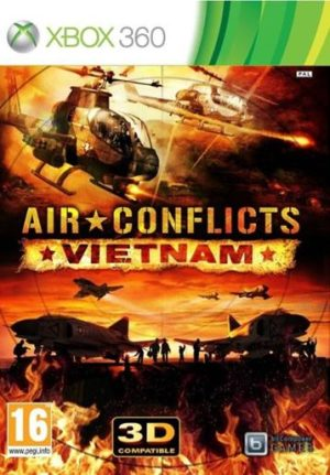Air Conflicts: Vietnam (Xbox360) Air Conflicts: Vietnam (Xbox360) Air Conflicts xbox360 300x431