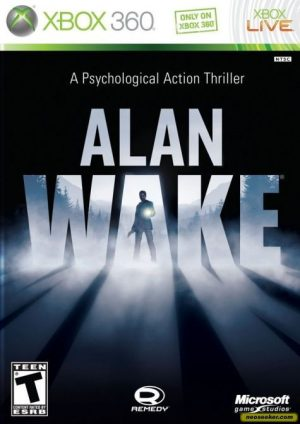 Alan Wake (Xbox360) Alan Wake (Xbox360) Alan Wake xbox360 300x424