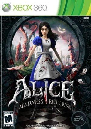 Alice: Madness Returns (Xbox 360) Alice: Madness Returns (Xbox 360) Alice Madness 300x426