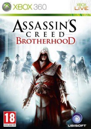 Assassin's Creed: Brotherhood (Xbox360) Assassin's Creed: Brotherhood (Xbox360) Assassins Creed Brotherhood 300x424