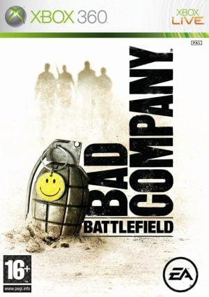 Battlefield: Bad Company (Xbox360) Battlefield: Bad Company (Xbox360) Battlefield badcompany 300x425