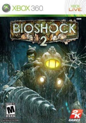 BioShock 2 (Xbox360) BioShock 2 (Xbox360) BioShock 2 300x426