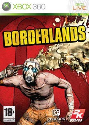 Borderlands (Xbox360) Borderlands (Xbox360) Borderlands 300x423