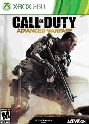 call of duty - advanced warfare (xbox 360) Call of Duty – Advanced Warfare (Xbox 360) Call of Duty advanced 300x419