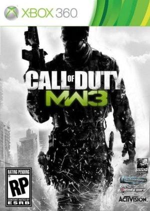 Call of Duty: Modern Warfare 3 (Xbox360) Call of Duty: Modern Warfare 3 (Xbox360) Call of Duty modern3 300x423
