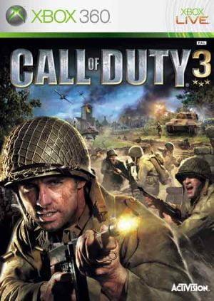 Call of Duty 3 (Xbox360) Call of Duty 3 (Xbox360) Call of Duty 3 300x423