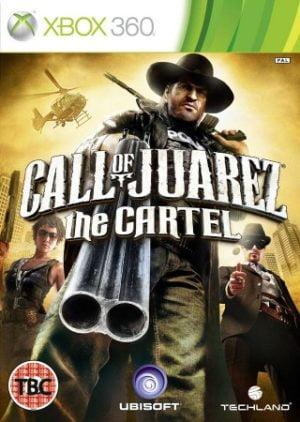 Call of Juarez: The Cartel (Xbox360) Call of Juarez: The Cartel (Xbox360) Call of Juarez thecartel 300x422