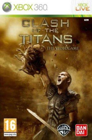 Clash of the Titan (Xbox 360) Clash of the Titan (Xbox 360) Clash of titans 300x457