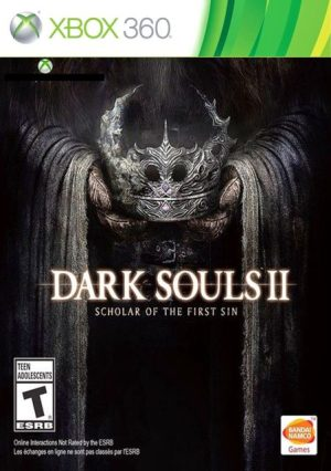 Dark Souls II: Scholar of the First Sin (Xbox 360) Dark Souls II: Scholar of the First Sin (Xbox 360) Dark Souls II  S 554a5ec46e128 300x426