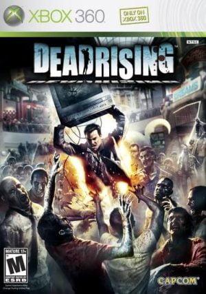 Dead Rising (Xbox360) Dead Rising (Xbox360) Dead Rising 300x427