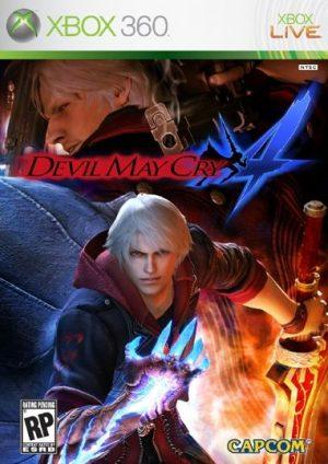 Devil May Cry 4 (Xbox360) Devil May Cry 4 (Xbox360) Devil May Cry 4 300x424