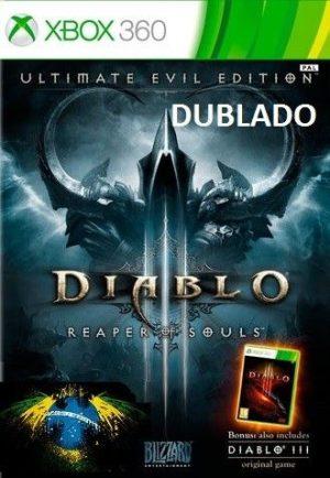 Diablo III: Reaper of Souls (Xbox 360) Diablo III: Reaper of Souls (Xbox 360) Diablo III 300x434