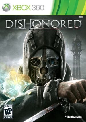 Dishonored (Xbox360) Dishonored (Xbox360) Dishonored 300x428