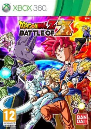 Dragon Ball Z: Battle of Z (Xbox 360) Dragon Ball Z: Battle of Z (Xbox 360) Dragon Ball Z battleZ 300x424