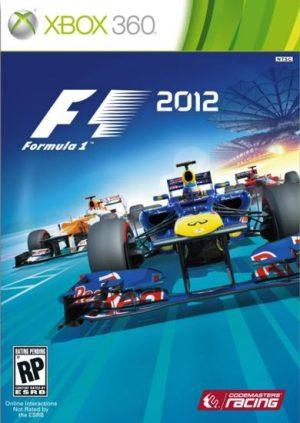 F1 2012 (Xbox360) F1 2012 (Xbox360) F1 2012 300x423