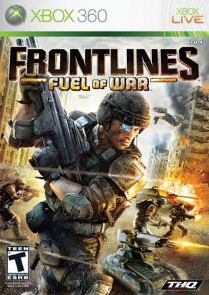 Frontlines: Fuel of War (Xbox360) Frontlines: Fuel of War (Xbox360) Frontlines 1 300x423