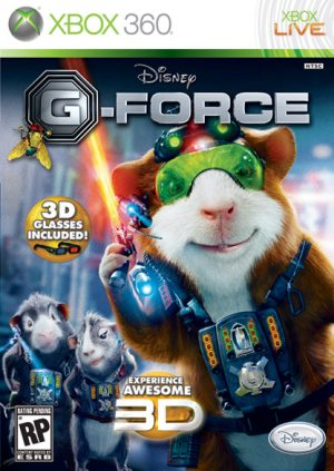 G-Force (Xbox 360) G-Force (Xbox 360) G Force 300x423