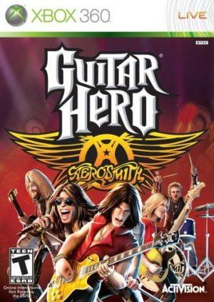 Guitar Hero: Aerosmith (Xbox 360) Guitar Hero: Aerosmith (Xbox 360) Guitar Hero aerosmith 300x424
