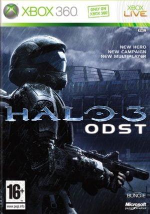 Halo 3: ODST (Xbox360) Halo 3: ODST (Xbox360) Halo 3  ODST 300x427