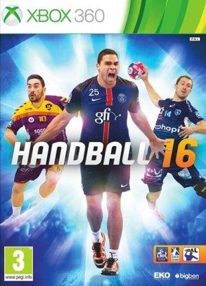 Handball 16 (Xbox 360) Handball 16 (Xbox 360) Handball 16 300x417