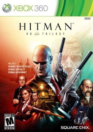 Hitman Hd Trilogy (Xbox 360) Hitman Hd Trilogy (Xbox 360) Hitman Hd Trilogy 300x423