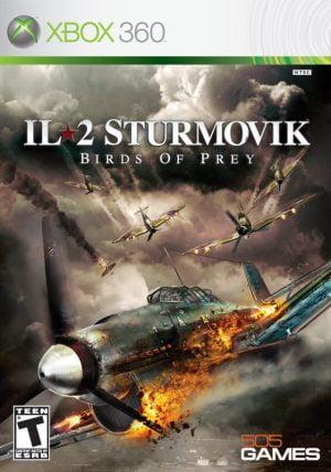 IL-2 Sturmovik: Birds of Prey (Xbox360) IL-2 Sturmovik: Birds of Prey (Xbox360) IL 2 Sturmovik 300x428