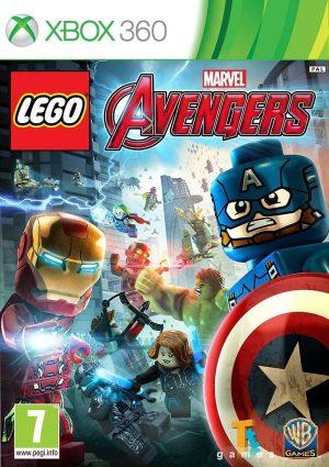 LEGO Marvel's Avengers (Xbox 360) LEGO Marvel's Avengers (Xbox 360) LEGO Marvel 300x425
