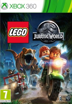 Lego Jurassic Park (Xbox 360) Lego Jurassic Park (Xbox 360) Lego Jurassic Park 300x430