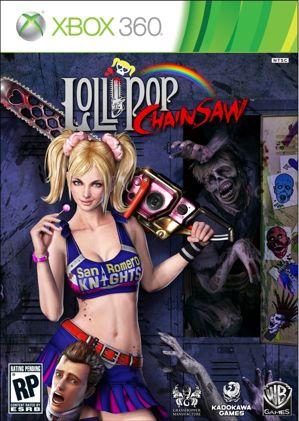 Lollipop Chainsaw (Xbox 360) Lollipop Chainsaw (Xbox 360) Lollipop
