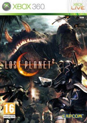 Lost Planet 2 (Xbox360) Lost Planet 2 (Xbox360) Lost Planet 2 300x423