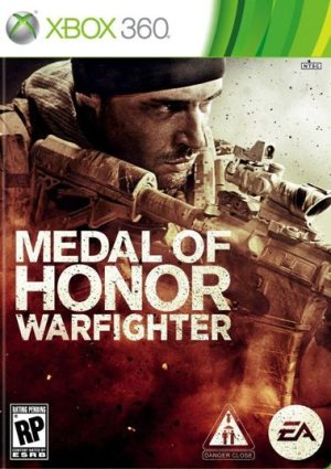 medal of honor: warfighter (xbox360) Medal of Honor: Warfighter (Xbox360) Medal of Honor warfighter 300x425
