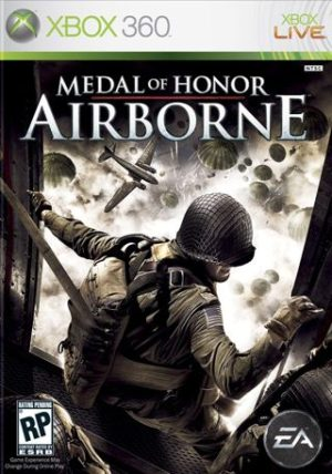 Medal of Honor: Airborne (Xbox360) Medal of Honor: Airborne (Xbox360) Medal of Honor airbone 300x428