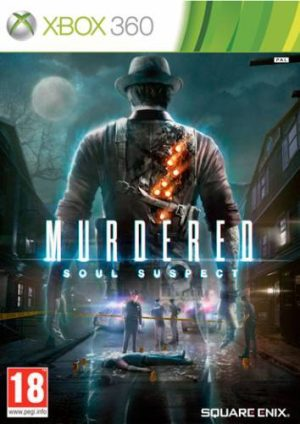 Murdered Soul Suspect (Xbox 360) Murdered Soul Suspect (Xbox 360) Murdered Soul 300x424