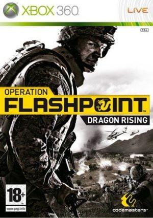 Operation Flashpoint 2: Dragon Rising (Xbox360) Operation Flashpoint 2: Dragon Rising (Xbox360) Operation Flashpoint 300x426