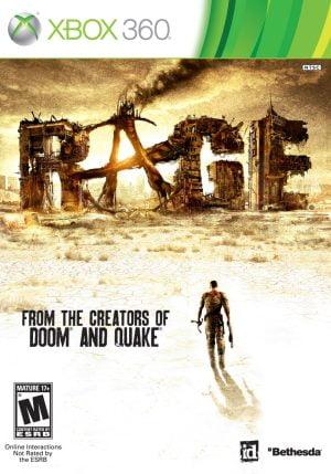 Rage (Xbox360) Rage (Xbox360) Rage Xbox 360 300x429