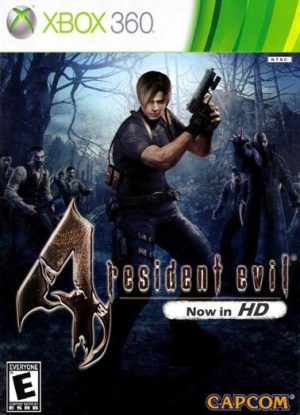Resident Evil 4 HD (Xbox 360) Resident Evil 4 HD (Xbox 360) Resident Evil 4 1 300x415