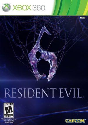 resident evil 6 (xbox360) Resident Evil 6 (Xbox360) Resident Evil 6 300x424