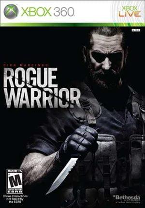 Rogue Warrior (Xbox360) Rogue Warrior (Xbox360) Rogue warrior 300x429