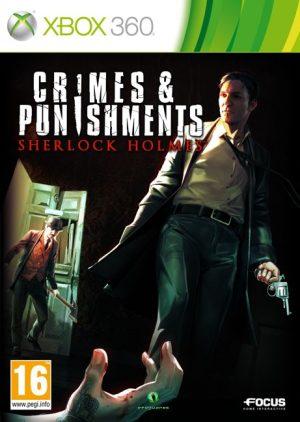 Sherlock Holmes Crimes and Punishments (Xbox 360) Sherlock Holmes Crimes and Punishments (Xbox 360) Sherlock Holmes 300x422