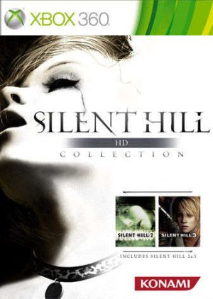 Silent Hill HD Collection (Xbox 360) Silent Hill HD Collection (Xbox 360) Silent Hill HD 300x422
