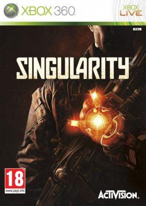 Singularity (Xbox360) Singularity (Xbox360) Singularity 300x423