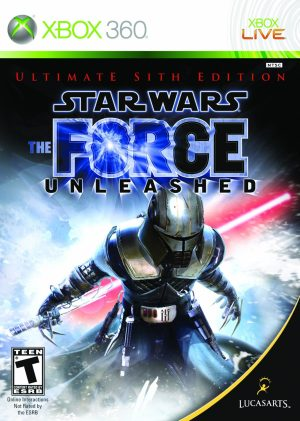 Star Wars: Force Unleashed I - Ultimate Edition (Xbox 360) Star Wars: Force Unleashed I – Ultimate Edition (Xbox 360) Star Wars Force Unleashed I Ultimate Edition 300x421