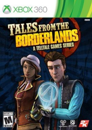 Tales from the Borderlands (Xbox360) Tales from the Borderlands (Xbox360) Tales from the B 5748cc22e7eed 300x425