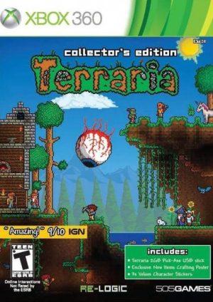 Terraria (Xbox360) Terraria (Xbox360) Terraria 300x424