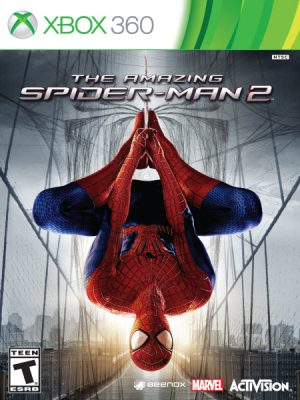 The Amazing Spider-Man 2 (Xbox 360) The Amazing Spider-Man 2 (Xbox 360) The Amazing Spiderman2 300x400
