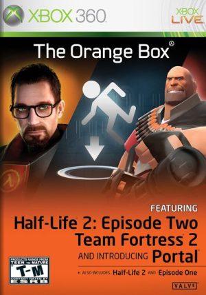 The Orange Box - Half Life 2 (Xbox 360) The Orange Box – Half Life 2 (Xbox 360) The Orange Box 300x428