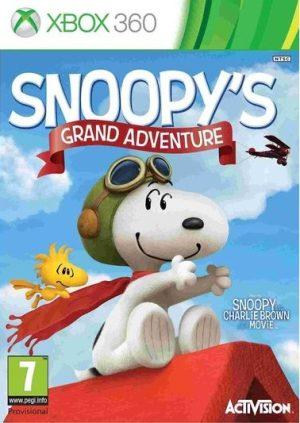 Snoopy's Grand Adventure (Xbox 360) Snoopy's Grand Adventure (Xbox 360) The Peanuts Movi 5665e7188b54d 300x423